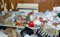 Hoarding and Cluttering disorders.